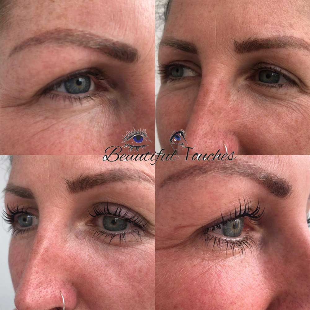 Lash Lifts by Beautiful Touches, Minster